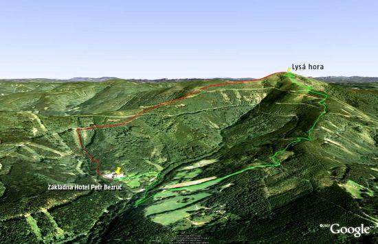 lh24 schema trasy