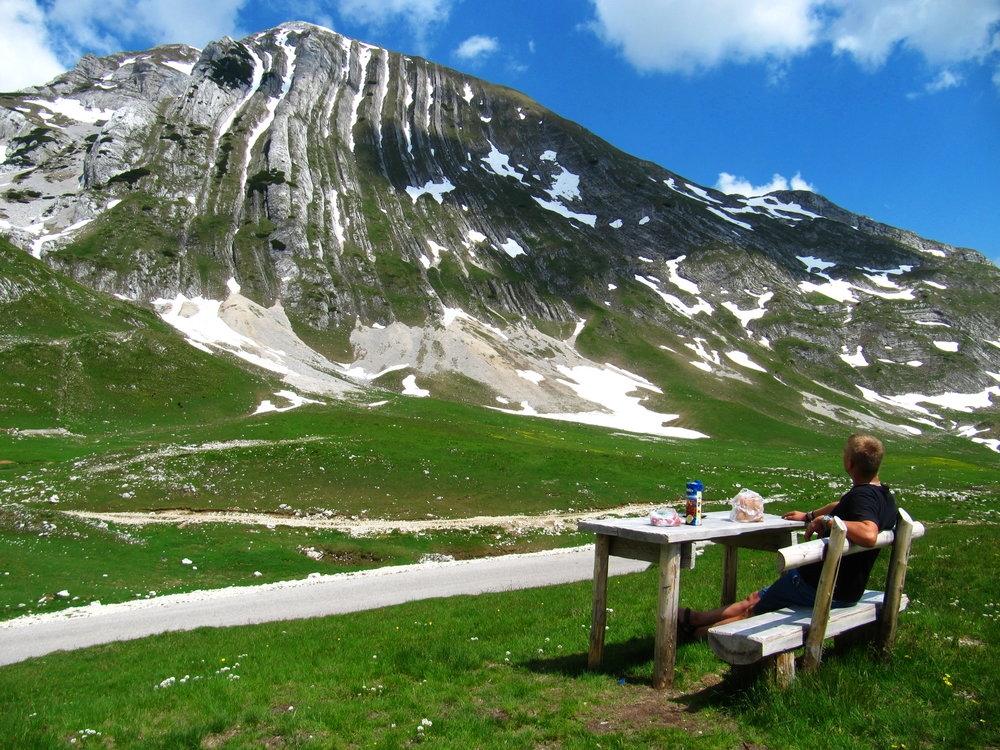 002 - Narodni park Durmitor v Cerne Hore