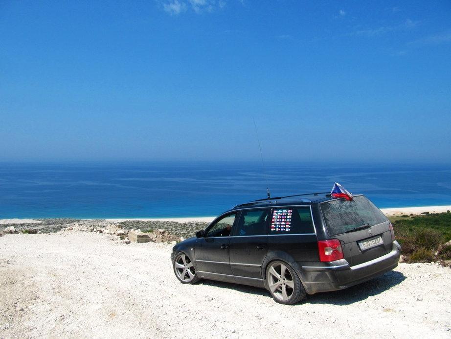 005 - Nekonecne plaze v Albanii