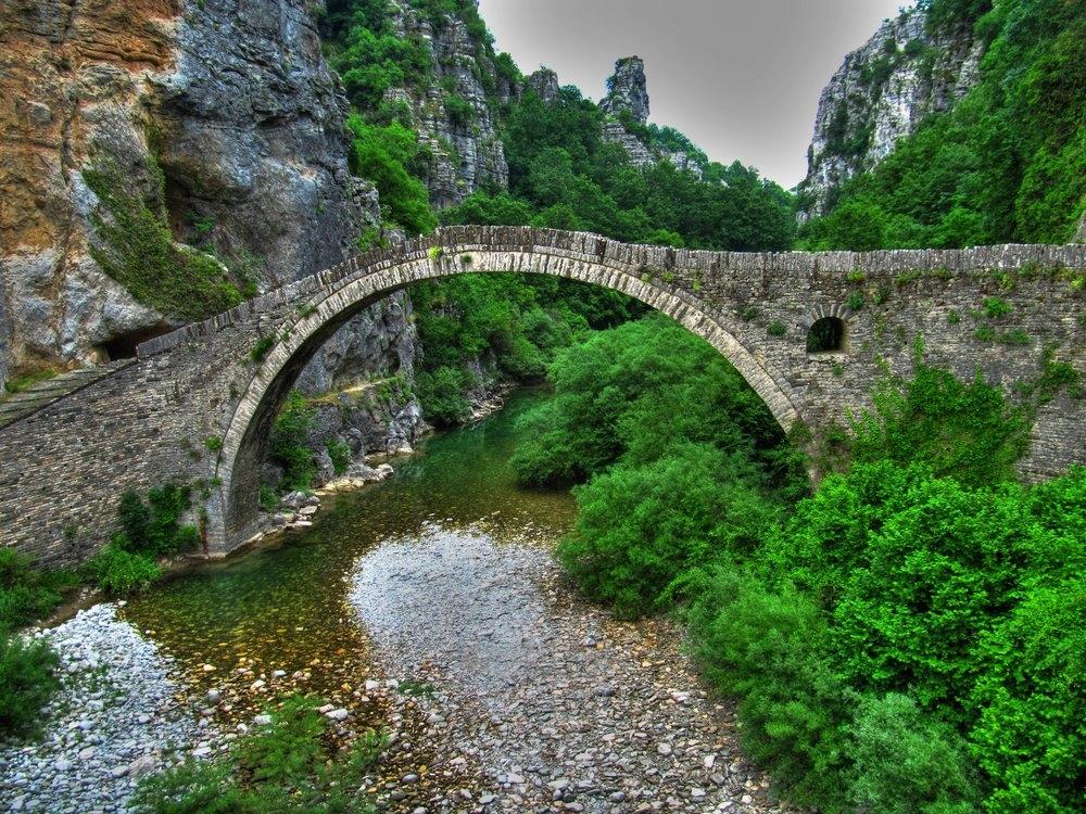 006 - Kamenne mosty v severnim Recku
