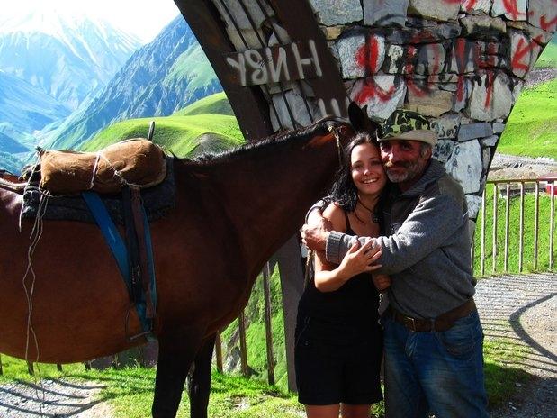011 - Lide na Kavkazu jsou velmi srdecni