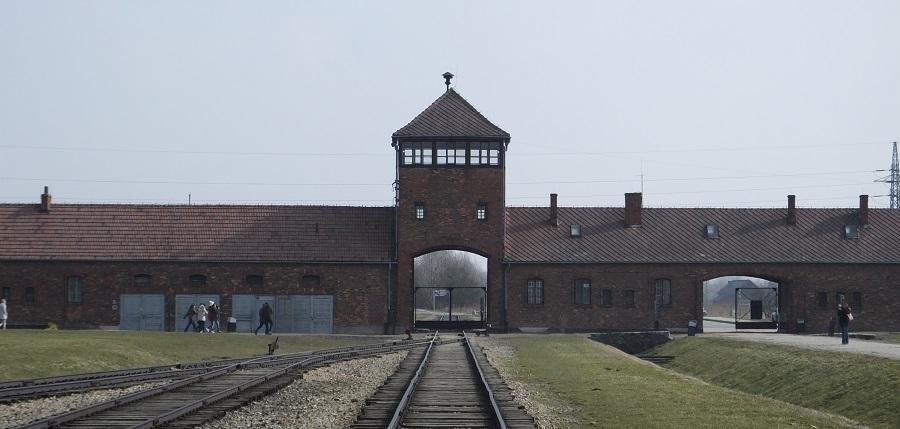Koncentracni tabor Osvetim - Birkenau