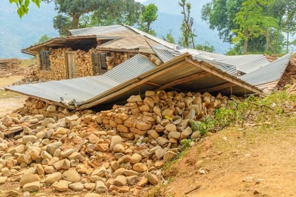Kvůli zemětřesení přišla spousta Nepálců i o to málo, co měla.