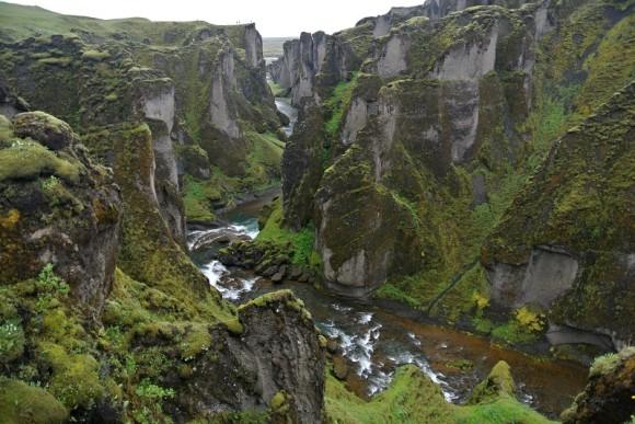 Islandský kaňon