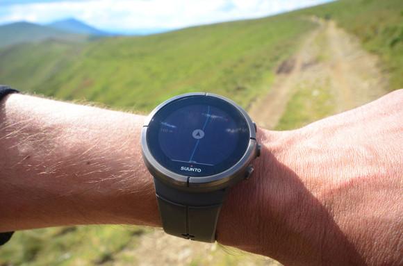 GPS navigace po trase