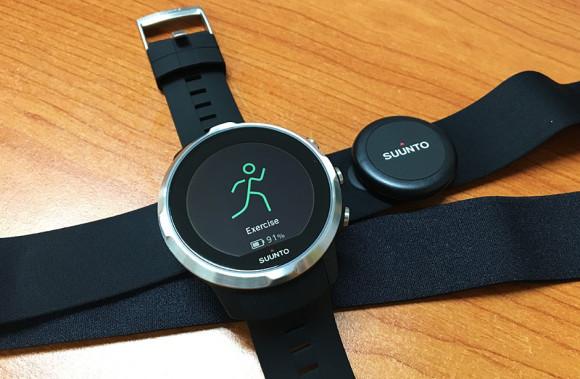 hodinky s pasem