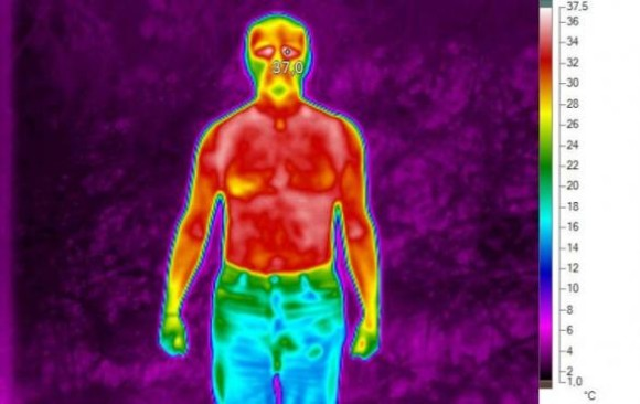 termokamera do pul tela