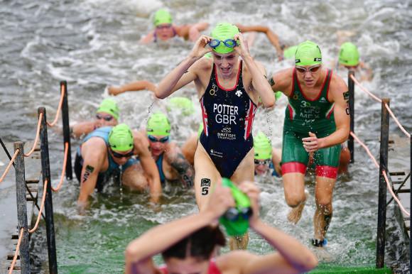 2019 Antwerp ITU Triathlon World Cup