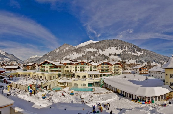 Hotel Alpenrose je ráj dětí všech věkových kategorií