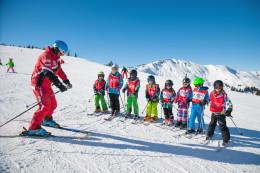Dachstein West je skvělé místo pro lyžařské začátky