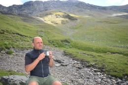 V Gruzii jsem vestu natahoval třeba při horských zastávkách na kafe.