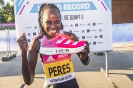 Peres Jepchirchir - new world record (1)