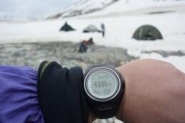 V indickém Himálaji jsem v Duvetu 800 spal ve výškách kolem 5000 metrů.